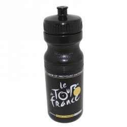 BIDON TOUR DE FRANCE NOIR 600ML