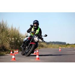 CONDUITE MOTOCYCLETTE LEGERE - 125cc -