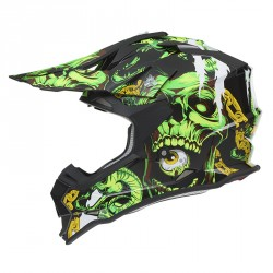 CASQUE CROSS NOX ENFANT INFERNO