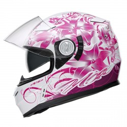 CASQUE NOX N917 LADY ROSE