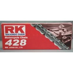 CHAINE MOTO 428 140m RK