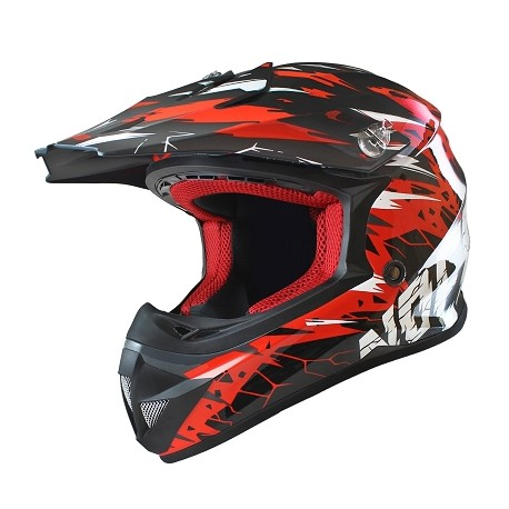 CASQUE CROSS NOEND
