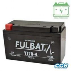 BATTERIE FULBAT FT7B-BS