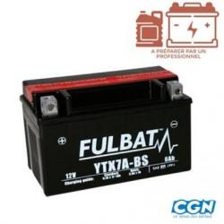 BATTERIE FULBAT FTX7A-BS