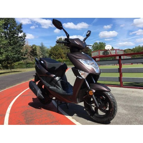 SCOOTER NEWPATCH 4T