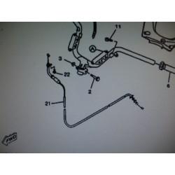 CABLE DE GAZ COMPLET SKYLINER0-02 125cc