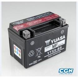 BATTERIE YUASA YTX7A-BS