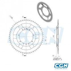 COURONNE CYCLO 56 DTS D94