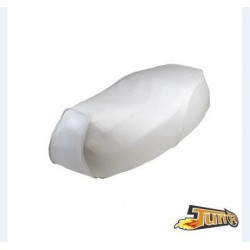 HOUSSE DE SELLE BOOSTER TUNR BLANCHE