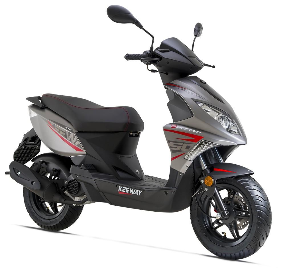 Scooter 4T KEEWAY
