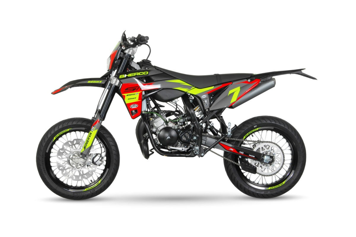 SHERCO R RED ONE