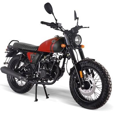 Moto ARCHIVE SRAMBLER 50cc