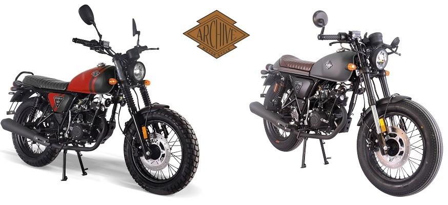 Moto ARCHIVE 50cc