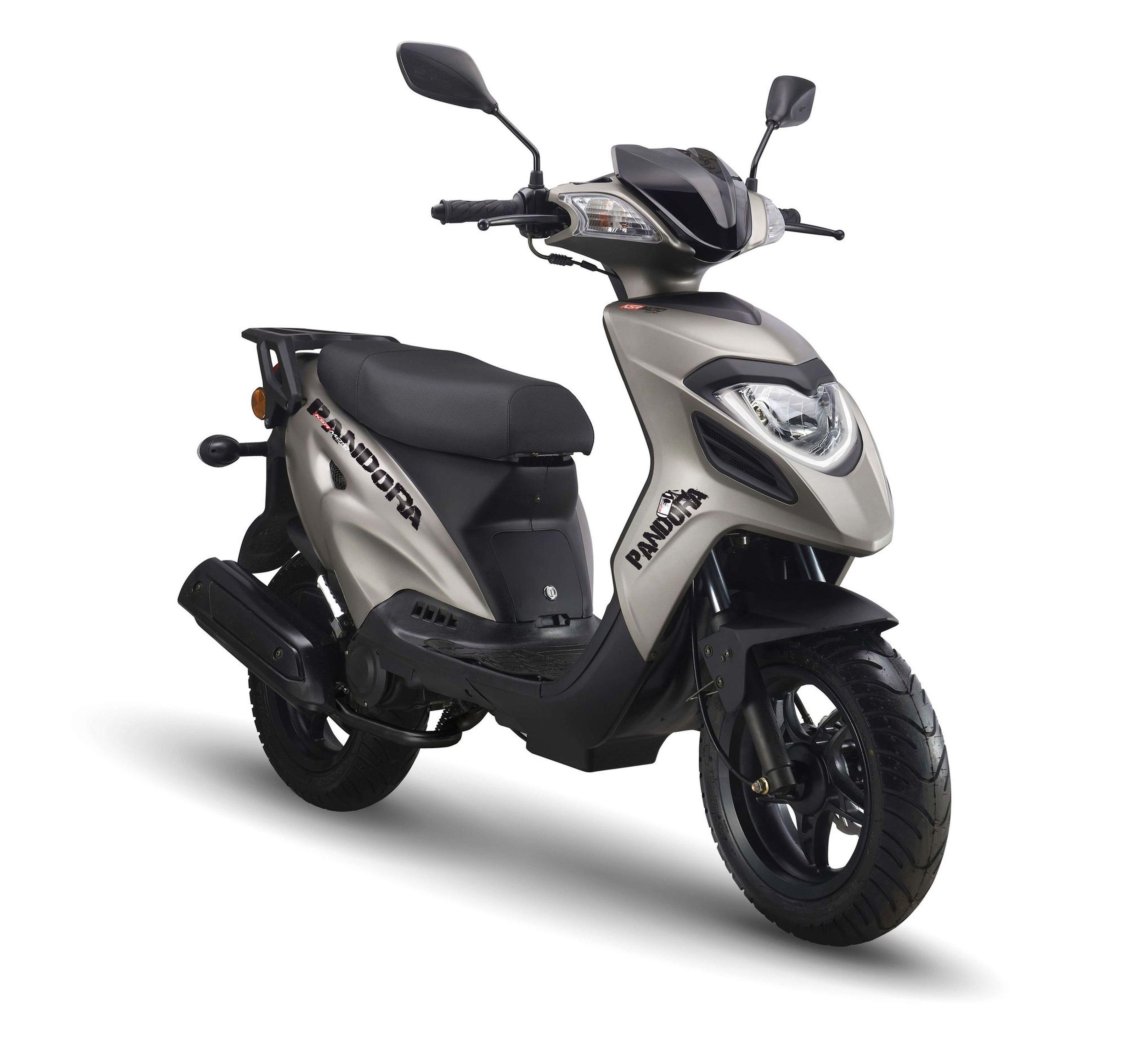 Scooter 4T KSR
